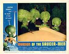 "Invasion Of The Saucer Men  Movie Poster Replica 11x14"" Photo Print"