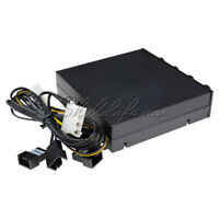 """3.5"""" PC HDD CPU 4 Channel Fan Speed Controller Control Led Cooling Front Panel S"""