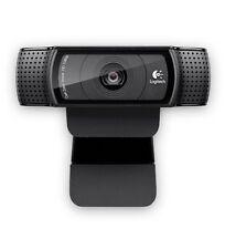 Logitech HD Pro C920 WebCam 15Mp 1080p AutoFocus Microphone Video Calling Skype