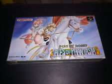 Tales of Phantasia Super Famicom