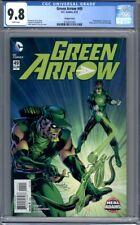 Green Arrow #49  Neal Adams & Jim Lee Variant  Green Lantern 1st Print  CGC 9.8