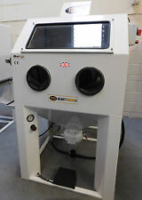 SHOT blasting Cabinet SAND Grit Bead blaster UK manufactured from £4250 + VAT