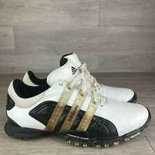 New listing Adidas Men's Powerband Golf Shoes Size 10 816468