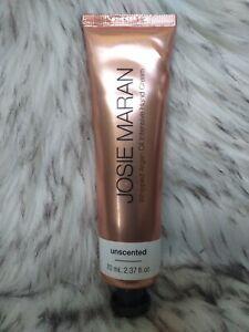 Josie Maran Whipped Argan Oil Intensive Hans Cream UNSCENTED 2.37 oz SEALED