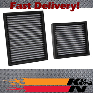 K&N VF3016 Cabin Air Filter suits Peugeot 307 XS HDi DV6TED4