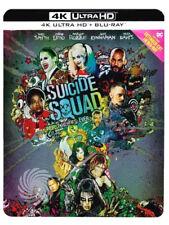 SUICIDE SQUAD - STEELBOOK EDITION (BLU-RAY 4K ULTRA HD + BLU-RAY)