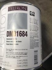 PPG Deltron DMD 1684 White  (4 Quarts )