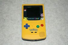 Nintendo Game Boy Color Console - Pokemon Yellow and Blue - Non-refurbished