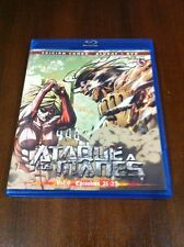 ATAQUE A LOS TITANES. VOL 6 - CAPS 21 A 25 - EDICION COMBO BLURAY + DVD - 100MIN