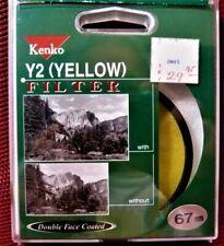 Kenko 55mm W2 Professional Multi-Coated Camera Lens Filters