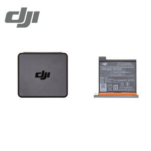 Original DJI OSMO Action Camera Battery 1300mAh with Case Camcorder Spare Parts