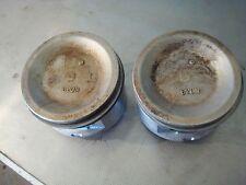 "Pair of John Deere 425 445 Kawasaki FD620 .5mm / .020"" OVERSIZE PISTONS"