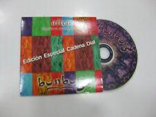 HEROES DEL SILENCIO BUNBURY CD SINGLE ALICIA EDICION ESPECIAL CADENA DIAL