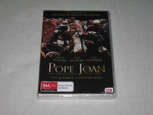 Pope Joan - Brand New & Sealed - Region 4 - DVD