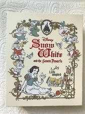 More details for disney snow white and the seven dwarfs, 10 pin set