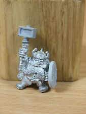 CLASSIC METAL CONVERTED BUGMAN UNPAINTED (2814) WEAPON CHANGED TO HAMMER