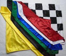 RACE TRACK FLAG SET- NASCAR Full Size Set Racing Flags