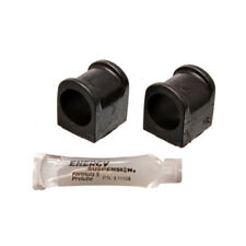 Energy Suspension Sway Bar Bushing Kit 4.5168G; 25mm Front Black for Escort, ZX2
