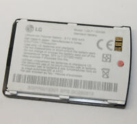 OEM LG LGLP-GANM Li-Ion Polymer Battery Pack Black 3.7 V 800 mAh for KG800 Phone