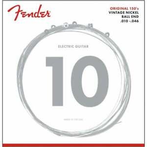 Fender Original 150R Pure Nickel Wound 10-46 Electric Guitar Strings