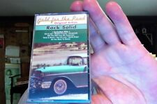 Gold for the Road-Rock Solid- various original artists- new/sealed cassette tape