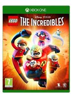 LEGO The Incredibles XBox One - 7+ Kids Game Brand New & Sealed 1 X TODAY ONLY