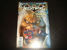 NIGHTWING #5  New 52 1st Print  DC Comics 2012 NM