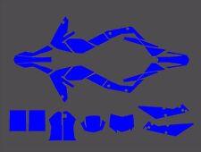 Aprilia RXV SXV 450 - 550 Graphics Template vector EPS