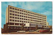 CITY COUNTY BUILDING Courthouse Hall Monona Madison Wisconsin Postcard 1980