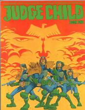 Judge Child Book 1     Chronicles of Judge Dredd    First Edition 1983