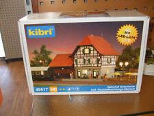 Unmontierte Bausätze/Kits Kibri Modelleisenbahnen in limitierter Auflage