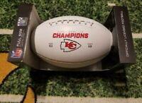 Super Bowl 54 Full Size Champions Football Kansas City Chiefs