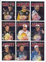 ^1997 Race Sharks GREAT WHITE PARALLEL #25 Bobby Labonte BV$3.75! VERY SCARCE!