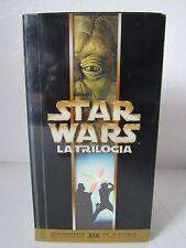 STAR WARS  LA TRILOGIA - BOX TRE VHS