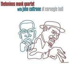 Thelonious Monk Quartet at Carnegie Hall [New Vinyl LP]