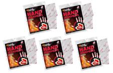 5 Paia Little Hotties Warmers a mano Guanto Pocket Caldo Inverno Outdoor handwarm