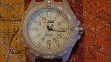 ArmourLite Tritium Watch - Isobrite T100 Valor Series ISO315 Tan Nylon Strap