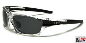Polarized X-Loop Sunglasses Wrap Around Driving Golfing UV400