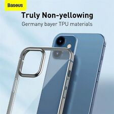 iPhone 12, mini, pro, pro max luxury transparent back cover case high quality