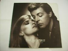 PAUL MCCARTNEY - PRESS TO PLAY - LP VINYL EXCELLENT CONDITION 1986 HOLLAND PRESS