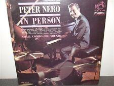 Peter Nero . In Person . LP