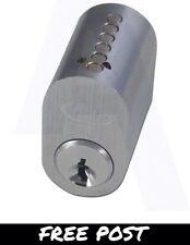 ASEC 6-Pin Scandinavian Oval External Cylinder Single To Suit Assa - Ruko Locks
