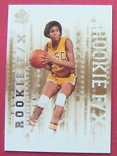 CHERYL MILLER, 2012-13 SP AUTHENTIC FLASHBACK ROOKIE FX #60,   $2 MAX SHIP