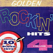Golden Rockin Hits, Vol. 4 (CD, May-2006, CBUJ Distr...