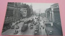 Royal York Hotel - Union Station Streetcars on Front Street 1931  Postcard