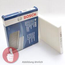 BOSCH Innenraumfilter Pollenfilter 1987432038 Opel Astra G Zafira A B