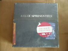 The Album Collection:1973-1984, Vol. 1 [Box] by Bruce Springsteen (8CD) NEW