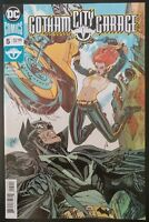 🔧 GOTHAM CITY GARAGE #5 (2018 DC UNIVERSE Comics) ~ VF/NM Book🔧