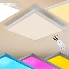 Plafonnier LED RGB Design Lampe à suspension ronde Lampe de bureau Lustre 155565