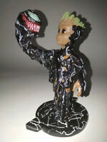 Groot Venom Resin Model The Avengers 23cm Statue Guardians of the Galaxy Gift